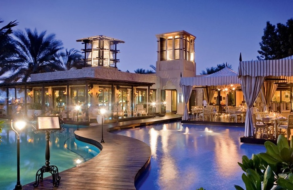 Dubai- One & Only Royal Mirage Residence & Spa
