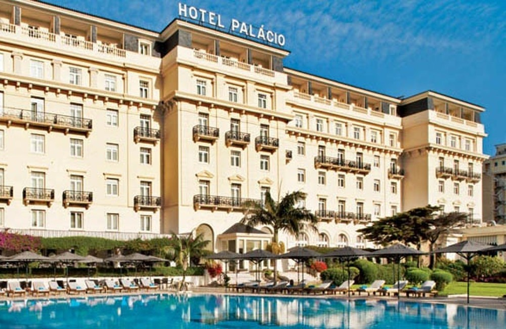 Estoril- 5* Palacio Estoril Hotel Golf & Spa