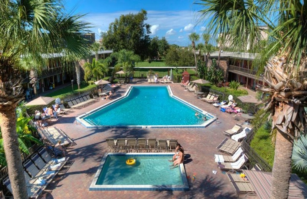 Orlando- 3* Rosen Inn on International Drive