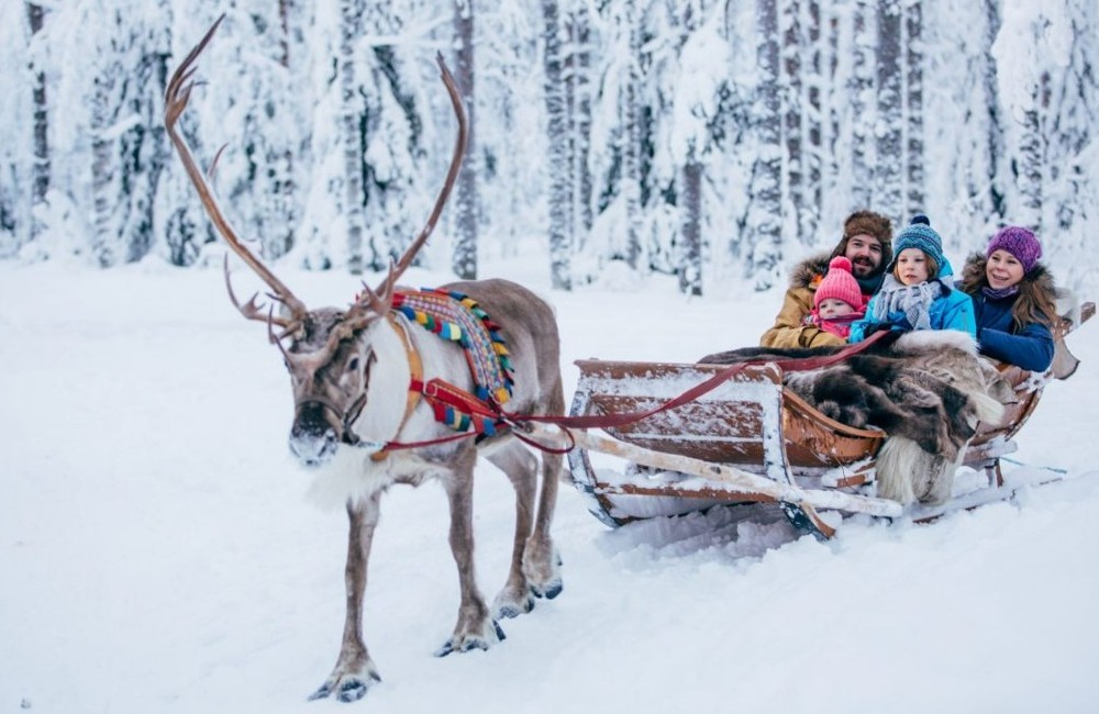 Lapland- Overnight Trip from Cork Dec 12th
