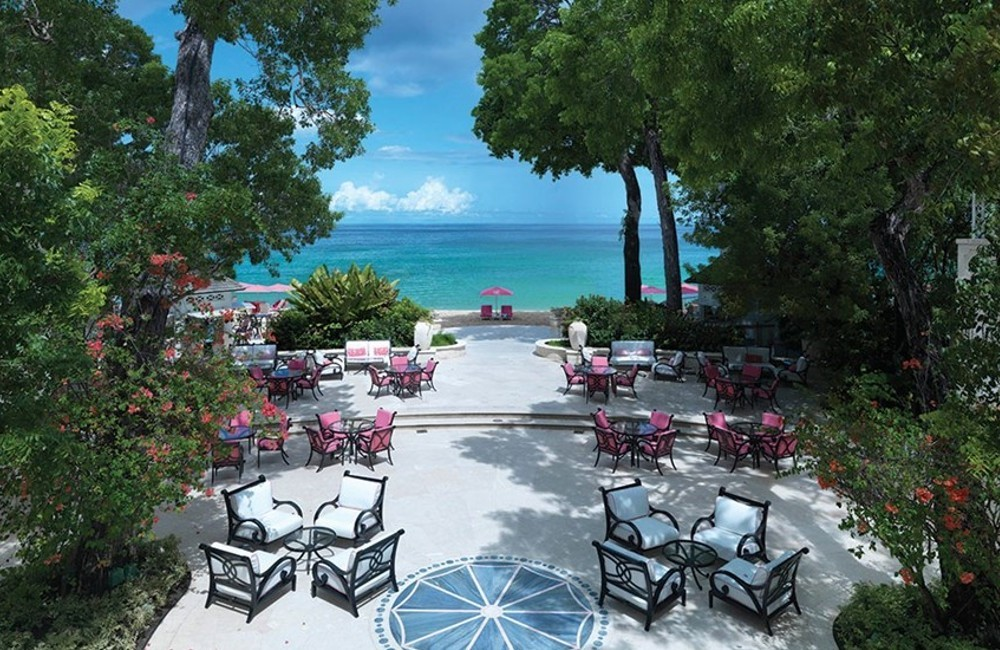 Barbados- Sandy Lane Hotel