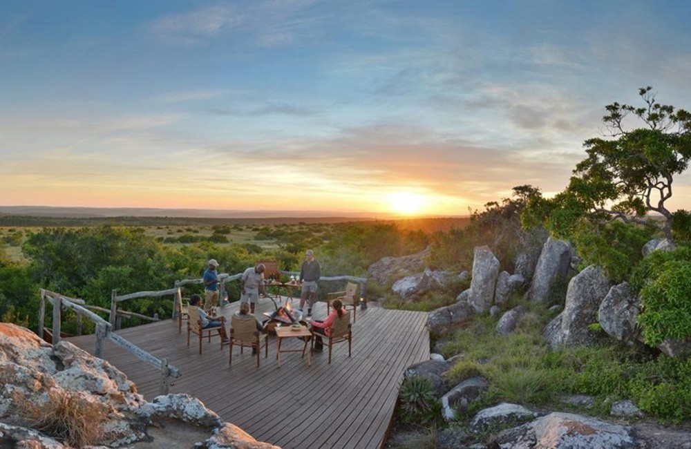 Safari, Cape Town & Seychelles- Shamwari Private Game Reserve