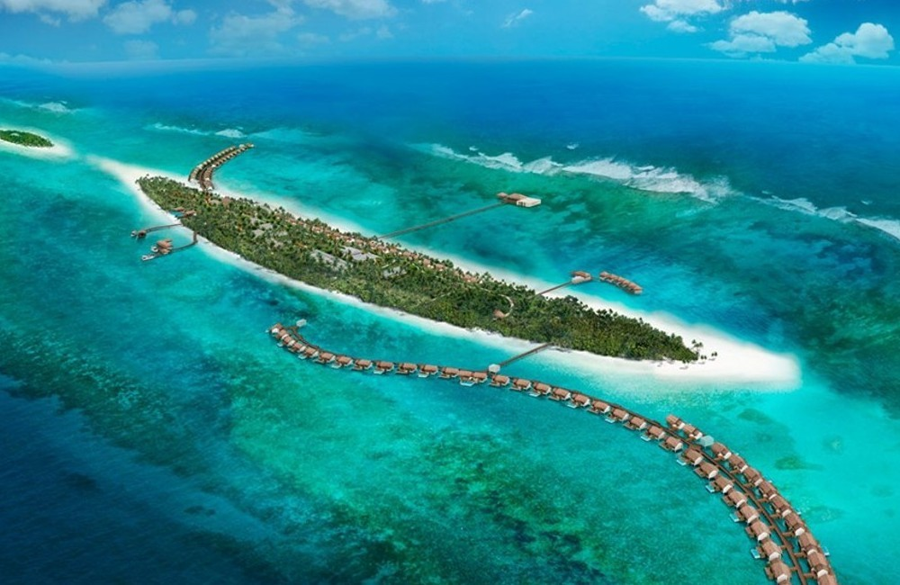 Maldives- The Residence