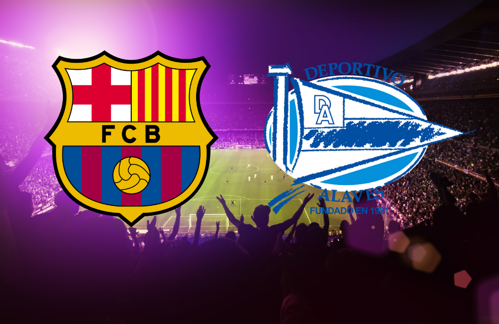 Barcelona V Alaves 22nd December 2019