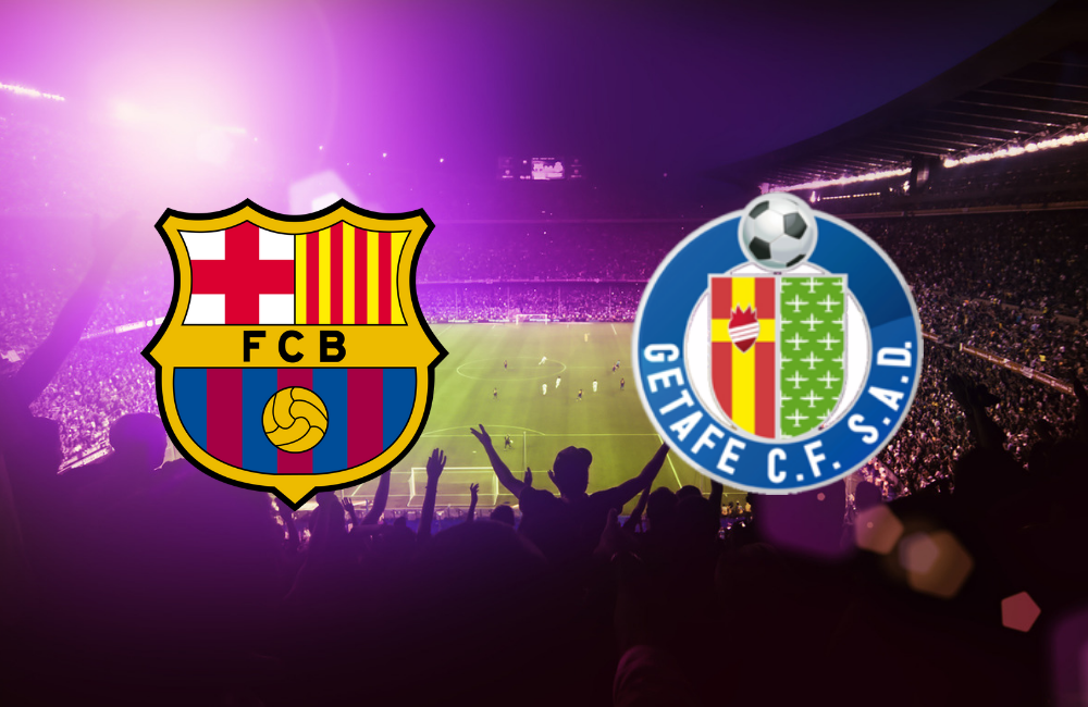 Barcelona V Getafe 16th February 2020