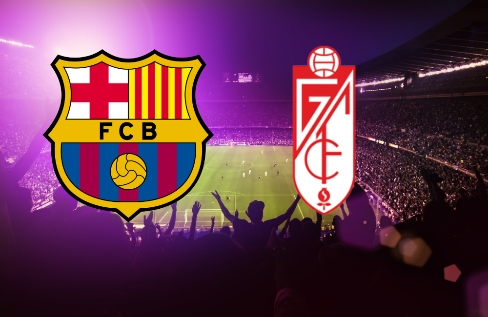 Barcelona V Granada 19th January 2020