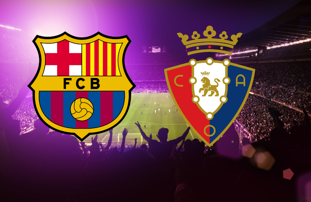 Barcelona V Osasuna 17th May 2020