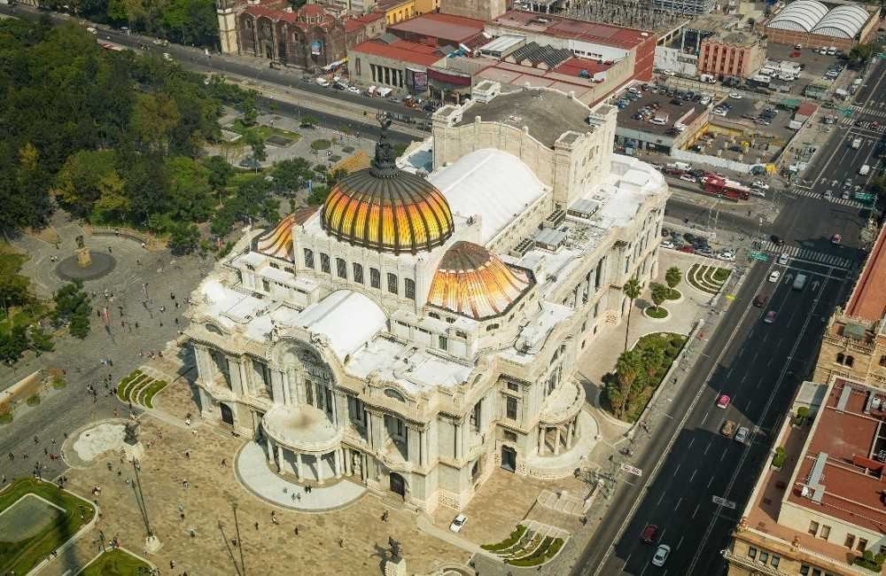 Mexico- Cities, Cuisine & Ruins Tour