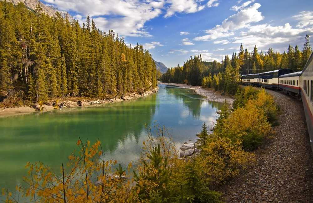 Canada's Rocky Mountaineer Train, Calgary & Vancouver