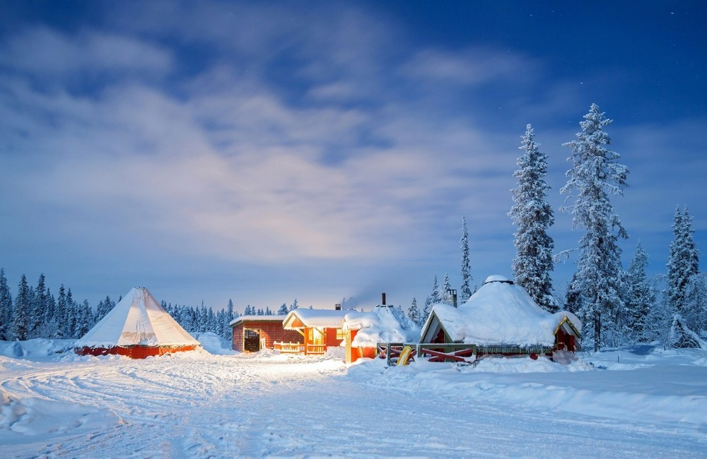 Lapland- Day Trips December 2018