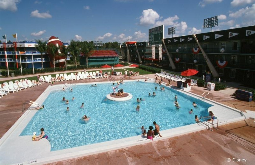 Orlando- Disney's 3* All Star Sports Resort