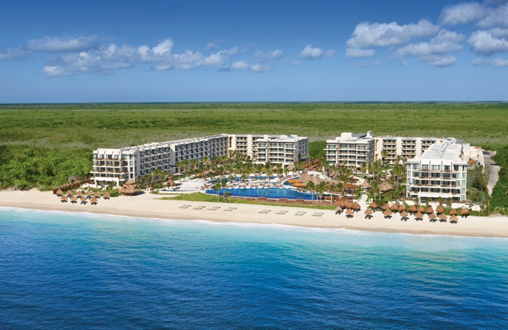 Mexico- 5* Dreams Riviera Cancun Resort & Spa