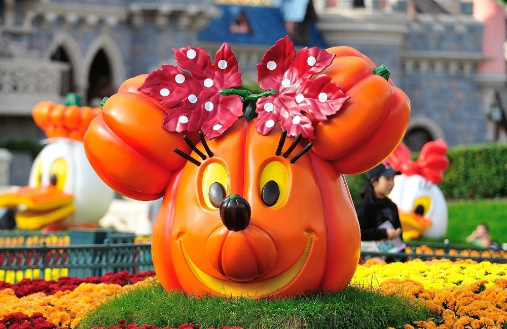 Disneyland Paris- Halloween Festival