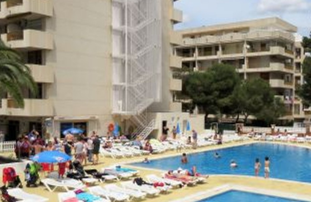 Salou- International II Apartments