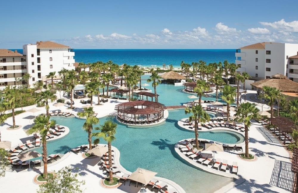Dallas & Cancun- Fairmont Hotel & Secrets Playa Mujeres
