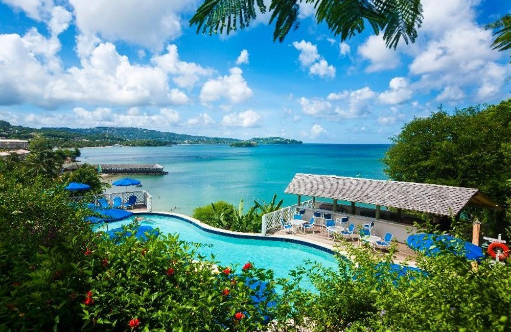 St Lucia- 4* St James Morgan Bay