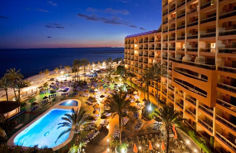 Benalmadena- 4* Sunset Beach Club