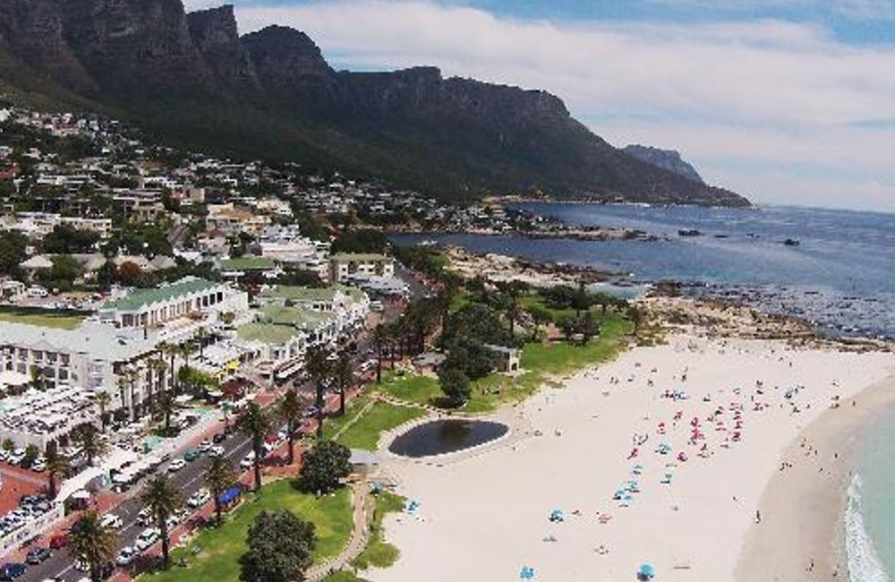 Cape Town- The Bay Hotel, Camps Bay