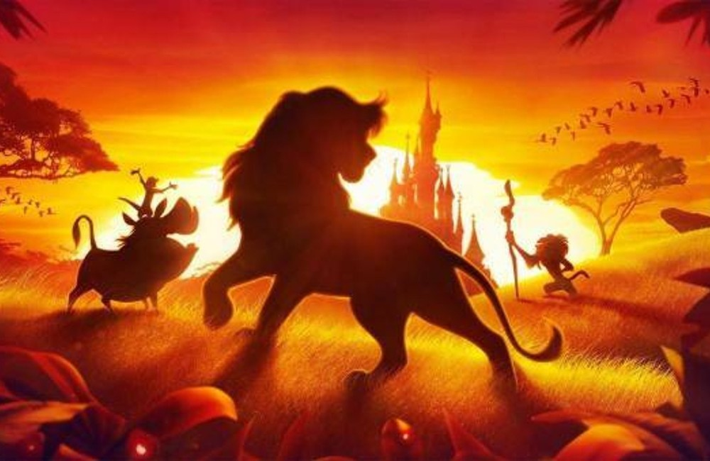 Disneyland Paris- Lion King & Jungle Festival