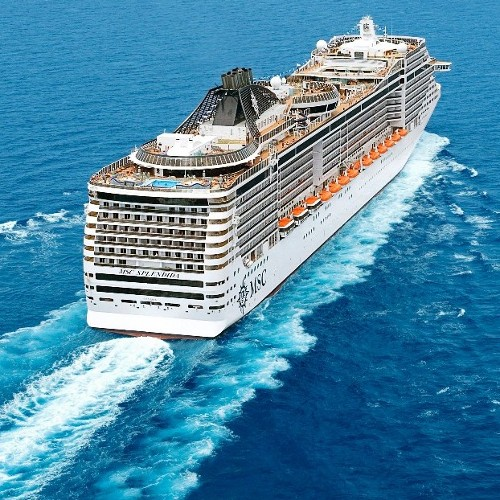 GET MORE GET ALL WITH MSC CRUISES