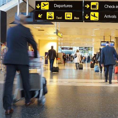 ROME FIUMICINO AIRPORT IS WORLD'S FIRST
